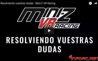 Video - Resolviendo dudas sobre Mini-Z VR. ¡Demo gratuita ya disponible!