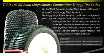 TPro lanza una gama de ruedas para truggy