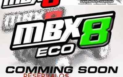 ¡Reserva ya tu Mugen MBX8 Eco en Modelestrecho! Primera tirada, unidades limitadas