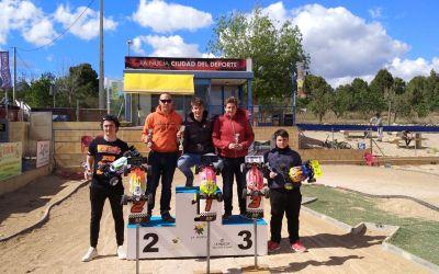Resultados - Quinta prueba del Campeonato del Levante 1/8 TT-E en La Nucia