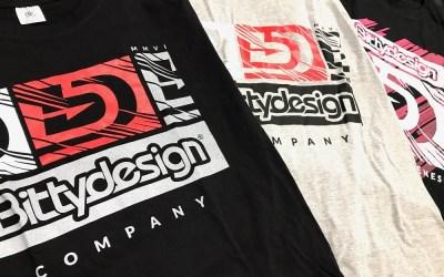 Bittydesign presenta su nueva línea de camisetas para el Verano