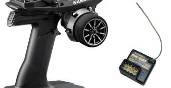 Ya puedes reservar la nueva Sanwa M17 en Modelspain