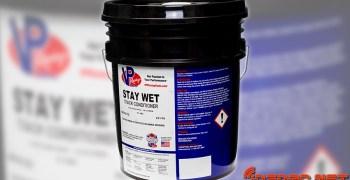 VP Racing presenta Staywet, un aditivo para trazados