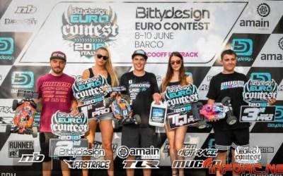 Davide Ongaro arrasa en la Euro Contest