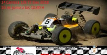 10 de Junio - Primera prueba Club CARNA 2018