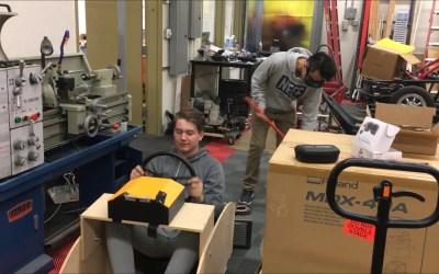 Video - Coche RC con cámara en primera persona