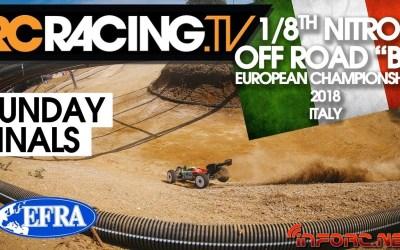 Vídeo en directo - Finales Euro B en Barco Off Road