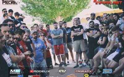 Video - Algunas vueltas al circuito de ATV Racing, cada vez más deslizante