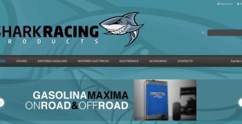 ¡Shark Racing Products estrena página web!