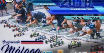 ¡Este finde, Campeonato de Málaga en Alhaurín! Inscribete que hoy cierran las inscripciones
