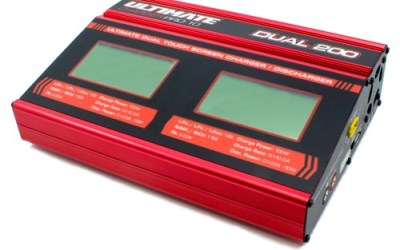 Modelix Racing presenta el Ultimate Racing Pro-10 Dual Touch Charger