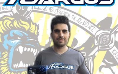 Jose Serrano ficha por motores Argus