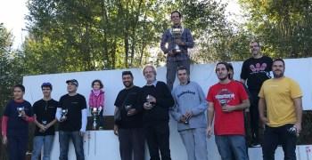 Marc Valero gana su quinto campeonato de PRO10