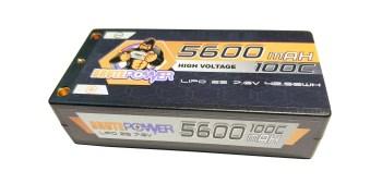 Sorteo y presentación de las nuevas Brutepower 2s 7.6V de alto voltaje