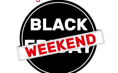 Black Friday en RCMachines, 40% de descuento en más de 130 artículos