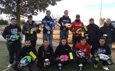 Juan Carlos Canas renueva como Campeón de España 1/8 TT Eléctrico