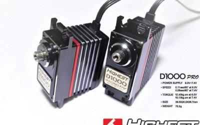 Highest presenta los nuevos D1000 Pro HV