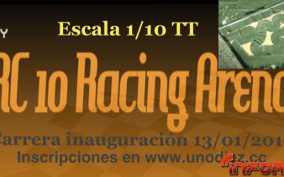 13 de Enero - Inauguración del RC10 Racing Arena en Albacete
