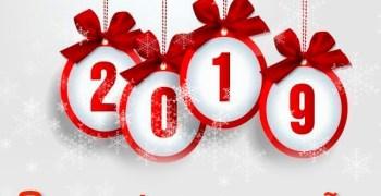 ¡Feliz año nuevo! Que en 2019 podamos seguir disfrutando todos del RC
