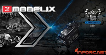 Modelix Racing, nuevo distribuidor de servos SRT para España y Portugal