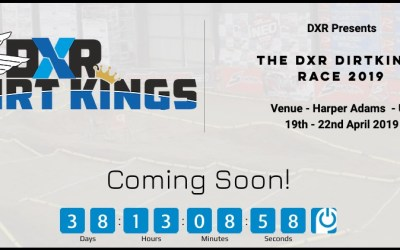 19 a 22 de Abril - DXR Dirt Kings 2019. Cogiendo el relevo de la Neo Race