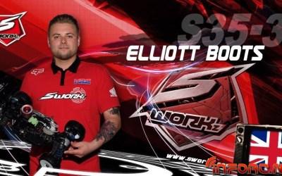 Elliot Boots confirmado en SWorkz