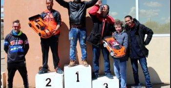 Cronica 3ª Carrera Campeonato Aragon 1/8 GT y GTS