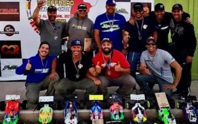 Crónica - Campeonato Sudamericano Off Road 2019