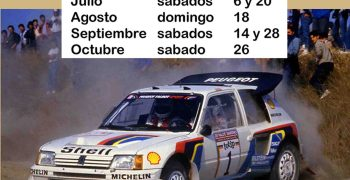 Crónica y vídeo - Primer Campeonato de Rally AECAR