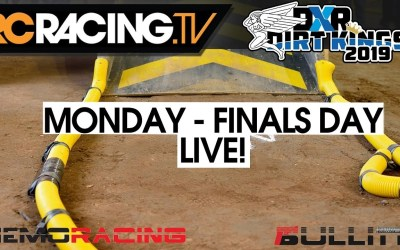 Video en directo - DXR Dirt Kings. Final a las 18:30 ¡Nos vemos en el chat!