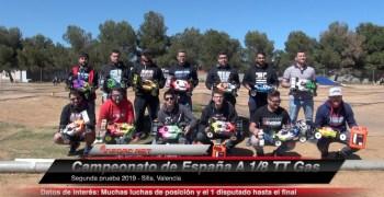 Video - Final comentada del Nacional A en Silla 2019