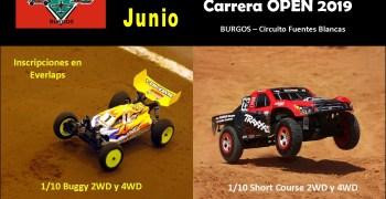 23 de Junio - 1/10 TTE Burgos Race 2019
