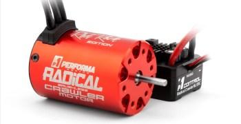Combo waterproof para crawler de Performa Racing