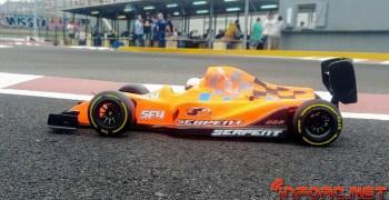Nacional F1 Barakaldo, por Daniel Pastor