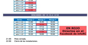 Nacional Gran Escala F1 y TC en Alcobendas. Horarios, directos y enlaces
