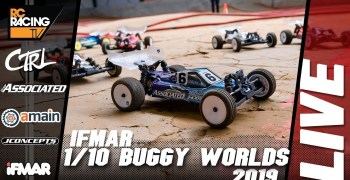 Video en directo - Mundial 1/10 4WD