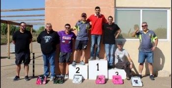 Victoria de Victor Gonzalez en la 3ª prueba del campeonato de Aragon de 1/8 Pista