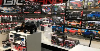 Traxxas ya disponible en Big Bang Hobbies