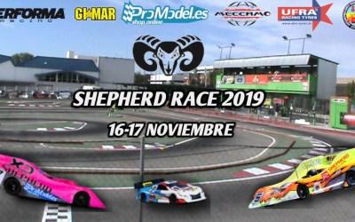 16 y 17 de Noviembre - Shepherd Race 2019 en ARCA