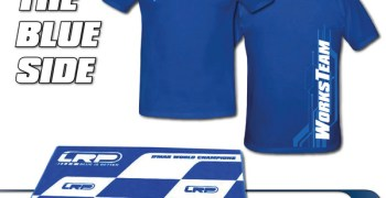 LRP presenta sus nuevas camisetas y tapete
