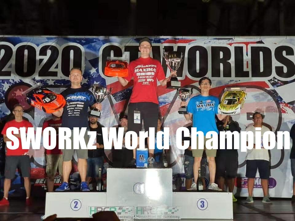 Joern Neumann y SWorkz, Campeones del Mundo de GT