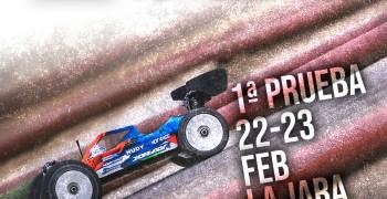 22 y 23 de Febrero - Comienza el Camp de España 1/8 TT-E en La Jara