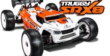 Serpent presenta el Cobra SRX8 Truggy 1/8 nitro
