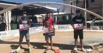 Canas gana la segunda prueba del Camp de Andalucía 1/8 TT