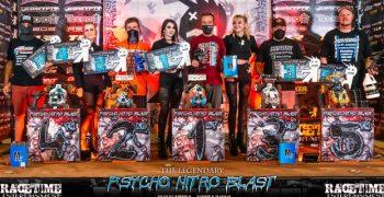 Tebo y Phend ganan la 13 edición de la Psycho Nitro Blast