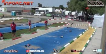 Video - Final comentada del Nacional B 1/8 TT Gas 2020 en San Roque