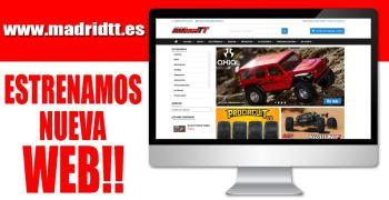 Madrid TT vuelve a infoRC con nueva web en su 11 aniversario