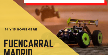 RC Driver Academy Fuencarral, últimas 5 plazas disponibles
