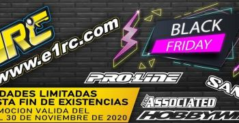 Black Friday en E1RC