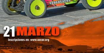 21 de Marzo - Primera prueba Open de Murcia en RC Redovan ¡no te la pierdas!